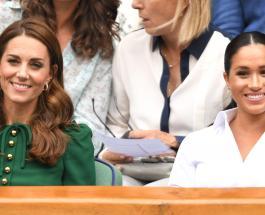 Кейт Миддлтон и Меган Маркл не встретятся на Уимблдоне 2020: причина отмены традиции герцогинь
