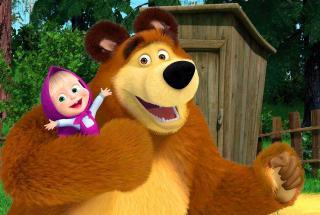 Маша и Медведь –
