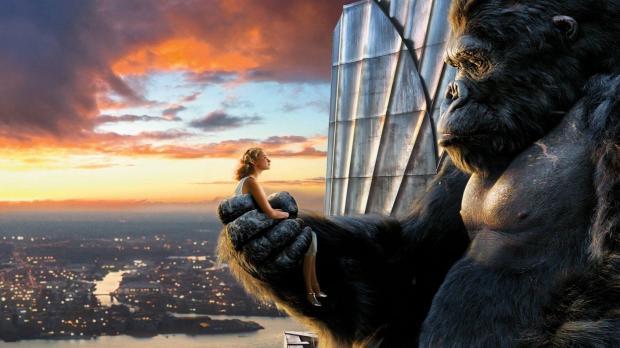 Фильм «Кинг-Конг», 2005 год