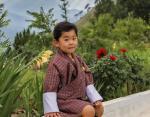 Джигме Намгьел Вангчук принц Бутана