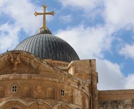 В Иерусалиме после карантина вновь открылся Храм Гроба Господня