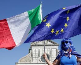 Итальянцы перестают доверять Евросоюзу: социологический опрос