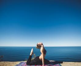 Йога для похудения: пять упражнений для подтяжки мышц живота