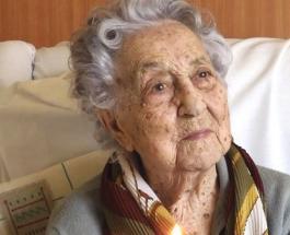113-летняя жительница Испании стала старейшим человеком победившим коронавирус