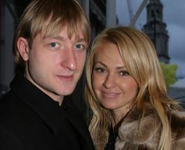 Зажигательные танцы Яны Рудковской и Евгения Плющенко подняли настроение фанатам