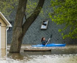 Тысячи людей эвакуированы в американском штате Мичиган после обрушения двух плотин