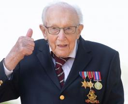 Британский ветеран Том Мур получит рыцарский титул за сбор средств для медиков