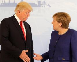 Ангела Меркель отказала Трампу: канцлер Германии не будет присутствовать на саммите G7 в США