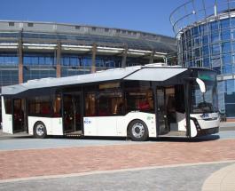 Исторический момент: белорусский МАЗ создал свой первый автобус, работающий на электричестве
