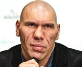 Николай Валуев отказался дать интервью журналу про мужчин нетрадиционной ориентации