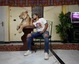 Цирк в квартире: поступок египетского дрессировщика разгневал зоозащитников