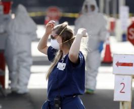 Число жертв коронавируса в США превысило 100 000: это больше, чем в вооруженных конфликтах