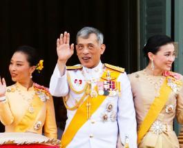 В Германии протестуют против короля Таиланда: он живёт в немецком отеле со своим гаремом