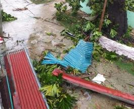 Мощный тайфун обрушился на Филиппины: Covid-19 усложняет эвакуацию десятков тысяч человек