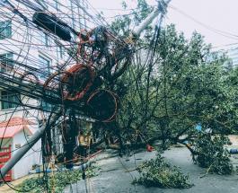 Циклон Амфан движется в Бутан: жители Индии и Бангладеш возвращаются в разрушенные города