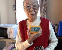 Самым старым в мире геймером названа 90-летняя бабушка из Японии