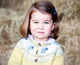На кого похожа принцесса Шарлотта: в сети сравнили детские фото Кейт Миддлтон и принца Уильяма