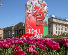 Парад в честь Дня Победы в Беларуси прошел без строгих ограничений: видео