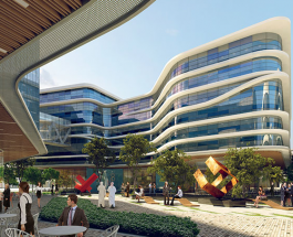 """Дубай строит уникальный """"город будущего"""" для электронной коммерции: стоимость проекта - $870 млн"""
