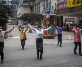 Танцевальная лихорадка по-китайски: жители Уханя возвращаются к прежним увлечениям