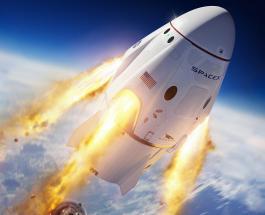 Космический корабль компании SpaceX успешно состыковался с МКС
