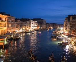 Уникальный житель канала в Венеции: итальянец снял на видео настоящего осьминога