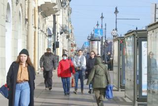В российских городах существенно снизился индекс самоизоляции