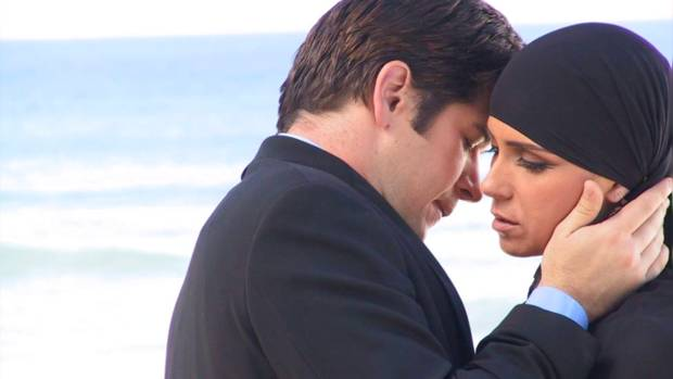 Кадр из сериала «Клон»