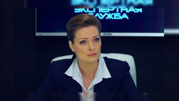 Ольга Копосова в сериале«След».