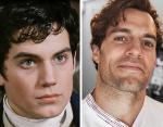 Генри Кавилл в 19 и в 37 лет