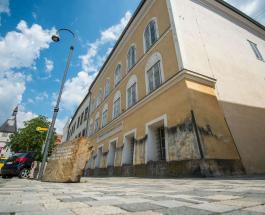 Здание, в котором родился Адольф Гитлер, станет полицейским участком