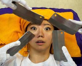 Тайваньский массаж ножами: страшная процедура, имеющая поклонников по всему миру
