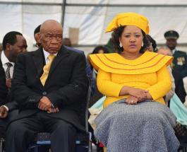 Бывшей первой леди Лесото не удалось избежать тюрьмы