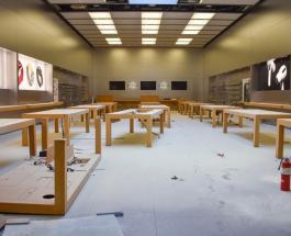 Мародеры атакующие магазины Apple в США не смогут воспользоваться украденной техникой