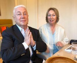 Владимир Винокур и Тамара Первакова отмечают 46-ю годовщину свадьбы: архивное фото пары
