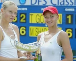 Теннисистка Мария Шарапова опубликовала детскую фотографию с Татьяной Головин