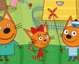 """""""Три кота"""": интересные факты о мультсериале и новые приключения героев"""