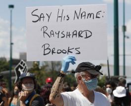 Протесты в США: в Атланте полицейский застрелил еще одного афроамериканца