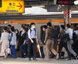 В Японии может начаться вторая волна распространения коронавируса