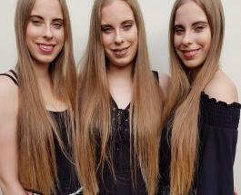 Сэм Фэй и Мел — абсолютно идентичные близняшки: фото красивых девушек