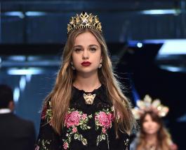 Внучка Елизаветы II — успешная модель: фото Амелии Виндзор