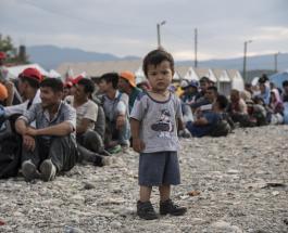 ООН: Беженцы составляют 1% мирового населения