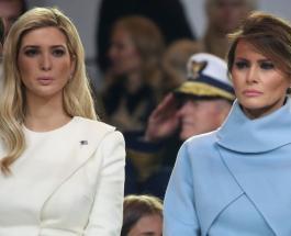 Мелания и Иванка Трамп дали друг другу обидные прозвища