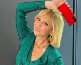 Анна Шульгина выросла настоящей красавицей: Валерия поделилась новым фото дочери