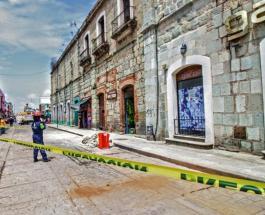 Землетрясение в Мексике вызвало панику среди населения и стало причиной гибели 5 человек