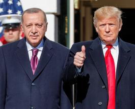 Реджеп Эрдоган заступился за Трампа и осудил содержание книги Джона Болтона