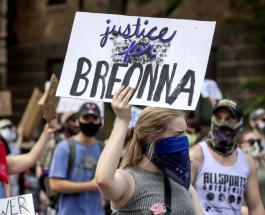 Протесты в США продолжаются: американцы возмущены убийством темнокожей женщины