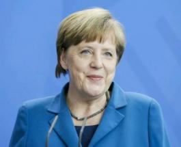 Ангела Меркель объяснила почему она не носит защитную маску для лица