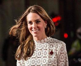 Кейт Миддлтон заняла первое место в рейтинге самых вдохновляющих женщин мира