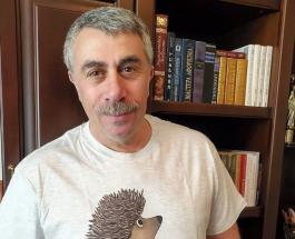 Доктор Комаровский назвал симптомы Covid-19, при наличии которых нужно срочно обращаться к врачу